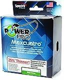 PowerPro 33400500500E MaxCuatro Spectra HT Braided Fishing Line