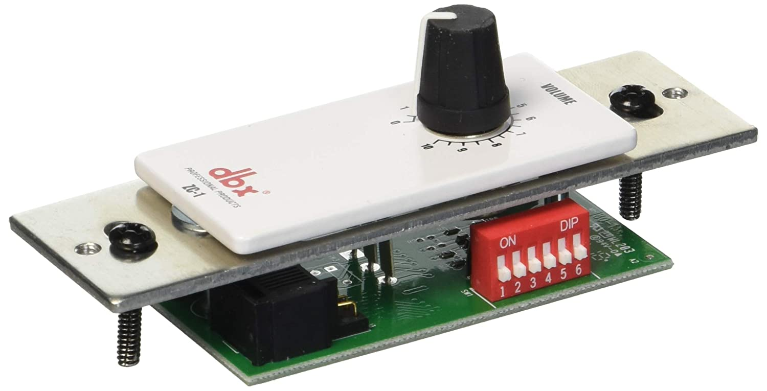 DBX ZC-2 Programable Volume Control with mute for Driverack and Zonepro