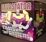 Hard Heros Transformer Devastator Bust
