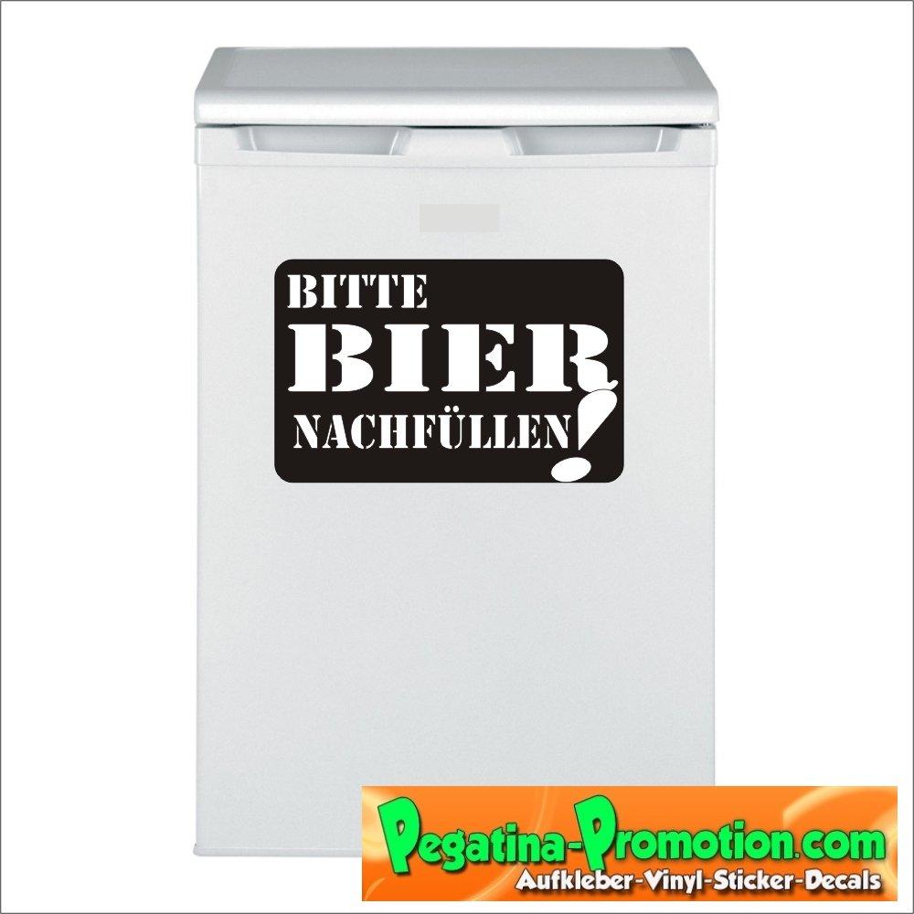 Kühlschrank Aufkleber\