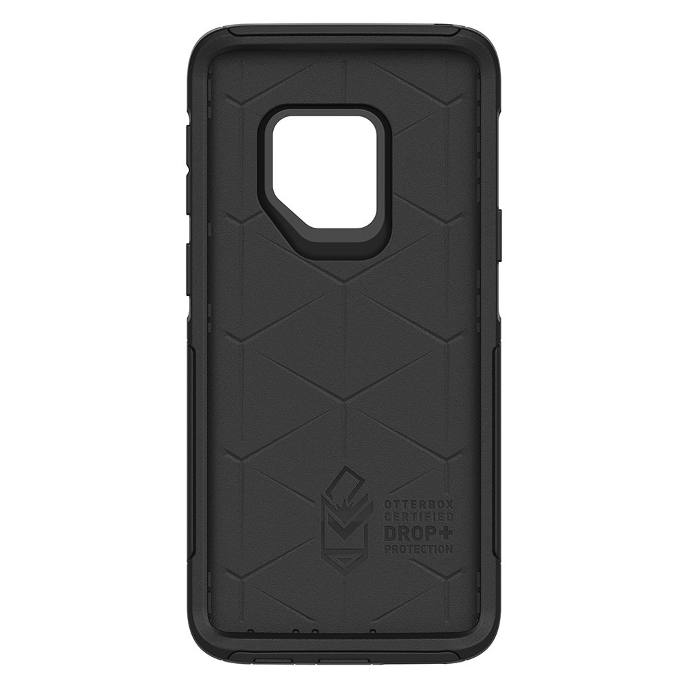 Black Frustration Free Packaging OtterBox Commuter Series Case for Samsung Galaxy S9