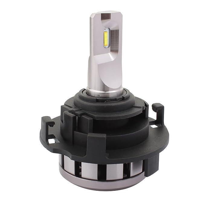 Amazon.com: Tomall H7 - Portalámparas LED para faros ...