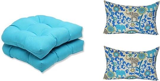 Cheap Set of 2 Outdoor Chair Cushion  outdoor chair cushion for sale