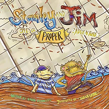 Stanley and Jim on a Proper Adventure
