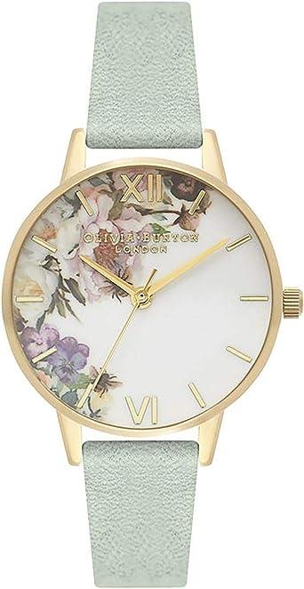 Olivia Burton OB16EG112 - Reloj de jardín: Amazon.es: Relojes