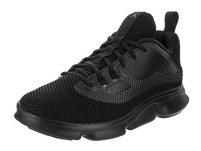 b1332fe90552 Nike Mens Air Jordan Impact Training Shoes Black Black Anthracite Size 8