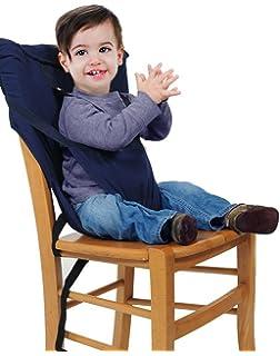 GudeHome Sièges bébé Portable haute sécurité Chaise Harnais enfant pliable  de ceinture de sécurité Sac de 8ba3a9dd0bd