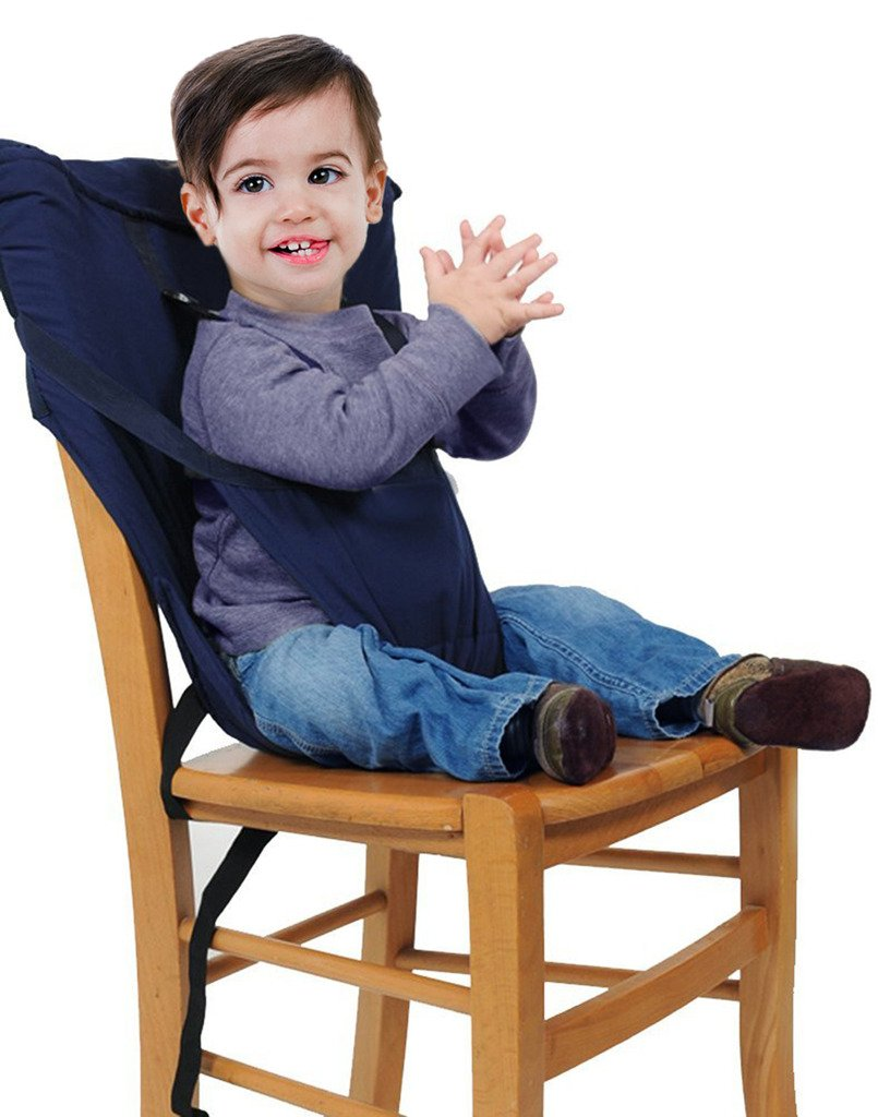 Sensational Amazon Com Gudehome Baby Portable High Chair Safety Unemploymentrelief Wooden Chair Designs For Living Room Unemploymentrelieforg