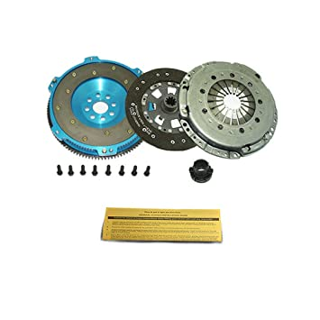 Sachs Super Kit de embrague y volante de aluminio 92 - 98 BMW 325 328 i es E36 M50 M52: Amazon.es: Coche y moto