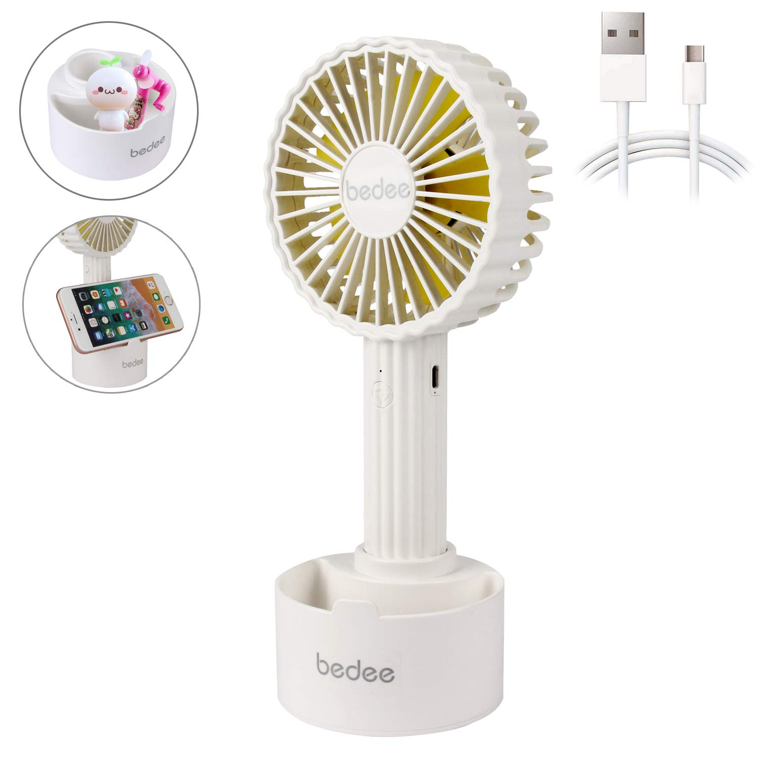 Mini Ventilateur Portable.