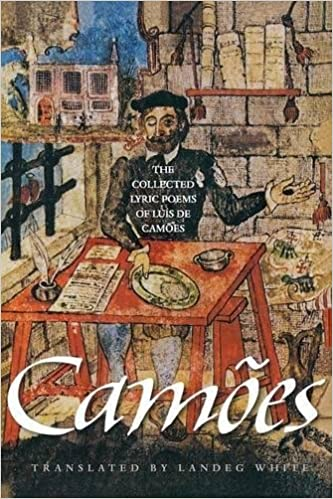 The Collected Lyric Poems of Luís de Camões (Lockert Library of Poetry in Translation)