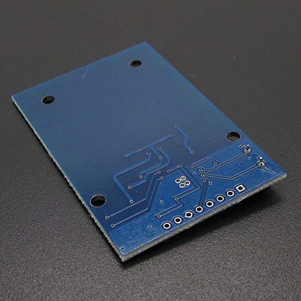 fgghfgrtgtg Sensor de Tarjetas RFID MFRC-522 Kit de RF IC Tarjeta Kitic del m/ódulo del Sensor S50 Tarjeta en Blanco del Llavero Compatible para Arduino Frambuesa Pi