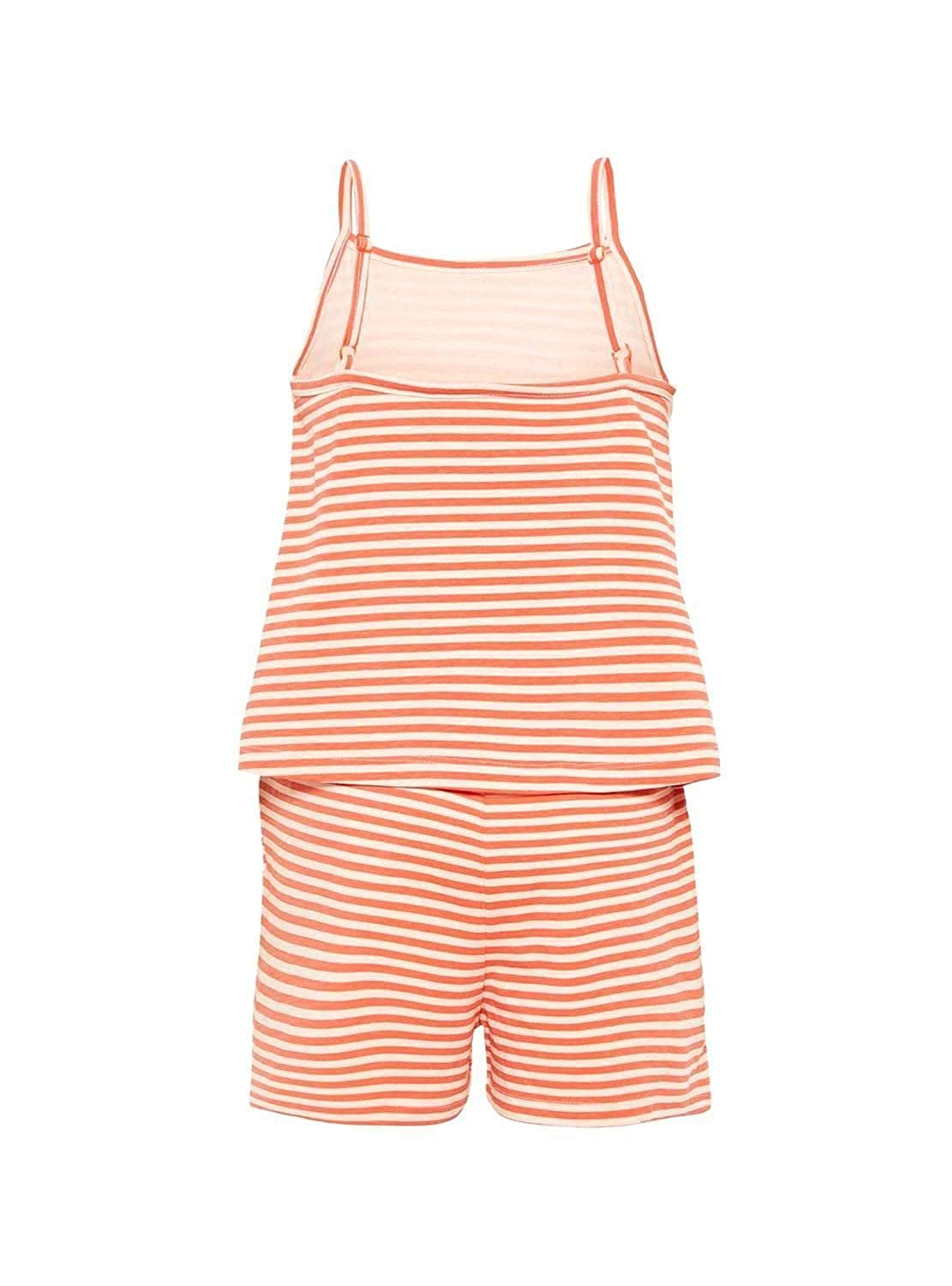 NAME IT M/ädchen Overall NKFPALMA Strap Suit Camp