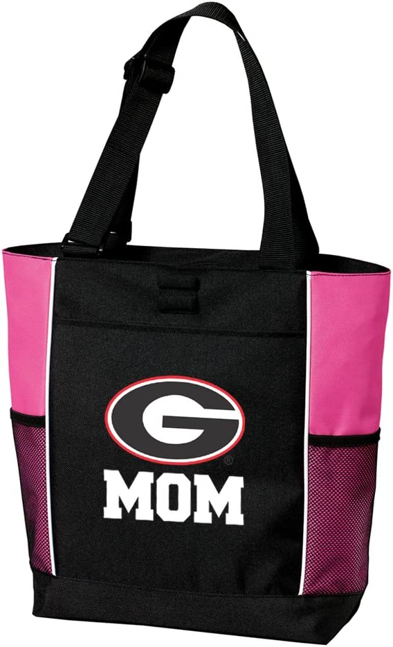 Georgia Bulldogs Mom Tote Bag Ladies University of Georgia Mom Totes