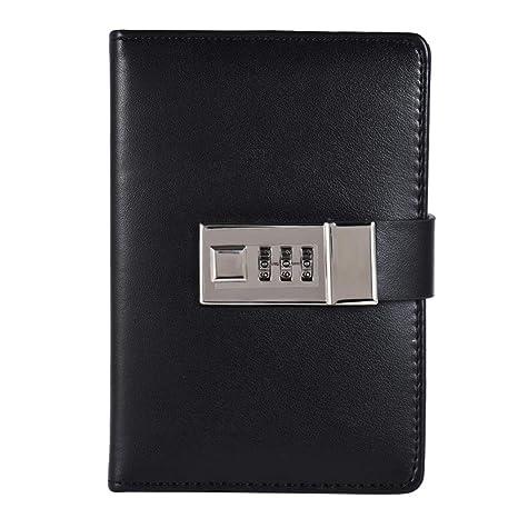 ZLJHH A7 Pocket Notebooks Diarios Agenda Agenda Agenda Libro ...