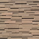 Koni Stone Citali Series Coco 7 sq. ft. Panel 6 in. x 24 in. x 0.40 in. - .80 in. Natural Stone
