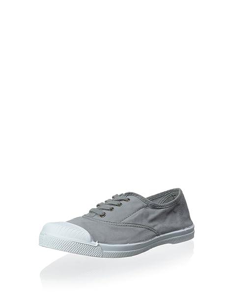 Natural World - Zapatillas de Deporte de Lona Mujer, gris (gris), 37: Amazon.es: Zapatos y complementos