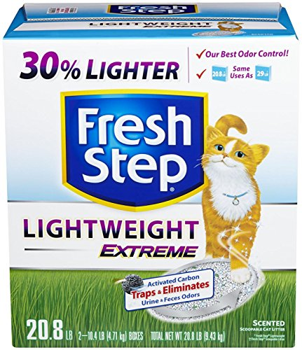 fresh-step-lightweight-extreme-scented-scoopable-cat-litter-208-pounds-product-may-vary