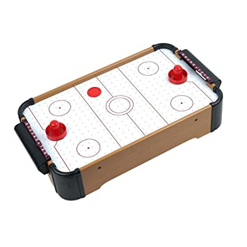 Buy Play Air Hockey At Home Indoor Table Top Air Hockey Game Set