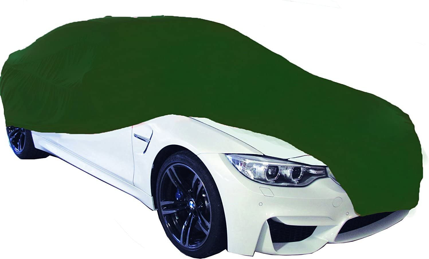 Cosmos Int/érieur Garage Housse de Voiture Medium Green 10324