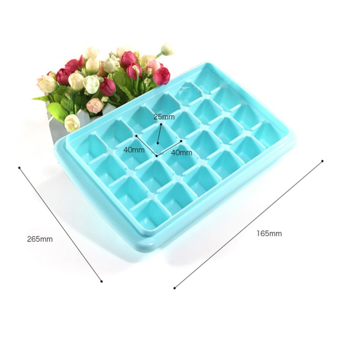 Oldeagle Party Brick Square Whiskey Lce Block Cube Maker Tray Sphere Mould Mold Kitchen Supply Hot Sale