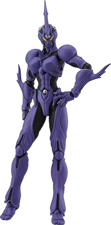 Guyver II F Figma Action Figure Diamond Comics APR168957 Max Factory Guyver The Bioboosted Armor