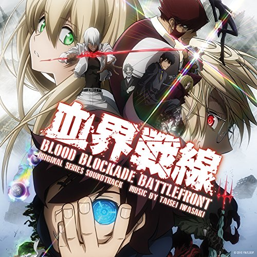 Price comparison product image Blood Blockade Battlefront (Original Series Soundtrack)
