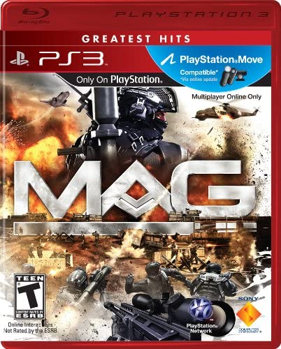 Amazon com: Mag Online Only - Playstation 3: Video Games
