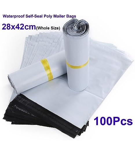 Pack de 100 bolsas de plástico con autocierre, Bolsas de ...