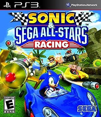 SEGA Sonic & All-Stars Racing, PS3 PlayStation 3 vídeo - Juego (PS3, PlayStation 3, Racing, Modo multijugador, E10 + (Everyone 10 +)): Amazon.es: Videojuegos