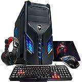 Pc G-fire Amd A4 7300 4gb 500gb Radeon Hd8470d 1gb integrada Computador Gamer Hermes Lt Gk Htg-20