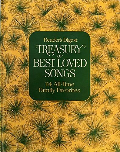 (Reader's Digest Treasury of Best Loved Songs)