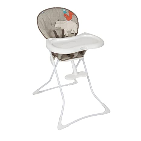 Graco Highchair Tea Time Woodland Walk (Multicolor)