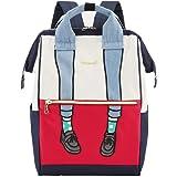 Himawari Travel Backpack Laptop Backpack Large Diaper Bag Doctor Bag Backpack School Backpack for Women&Men(3326#PH)