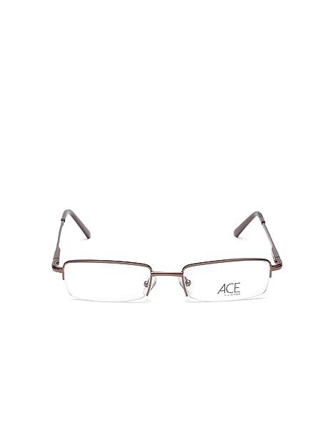 f8a74ae49a Titan Half Rim Rectangular Men s Spectacle Frame - (E1372A1A1