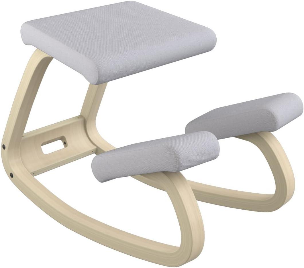 sedia erogonica in legno