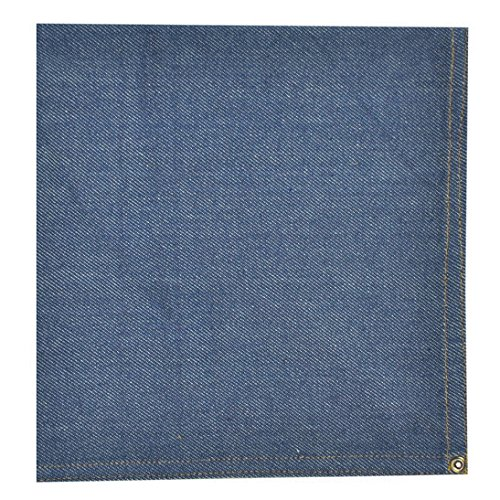 Denim Blue Napkins - Set of 4 - Denim Napkins