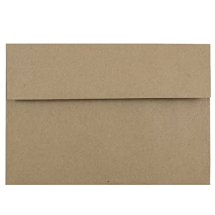 amazon com jam paper a8 premium invitation envelopes 5 1 2 x 8 1