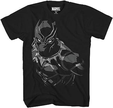 Black Panther Boy/'s Panther Creep Graphic T-Shirt