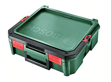 10x Diy Leer : Bosch home and garden 1600a016ct system box größe s leer im