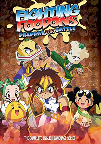 Fighting Foodons Complete ()