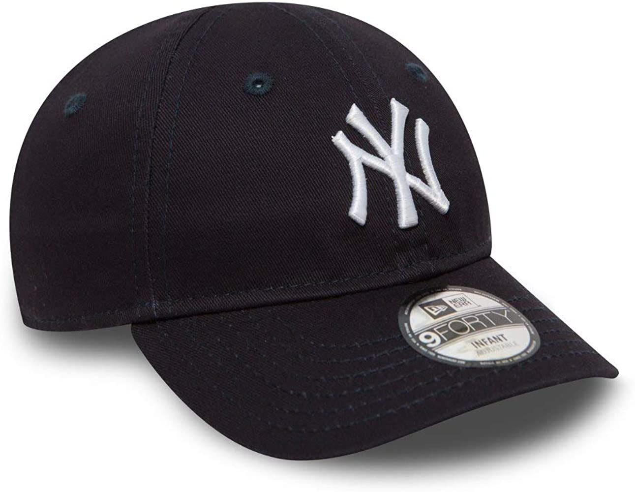 New Era 9Forty KINDER Infant Baby Cap NY Yankees weiß