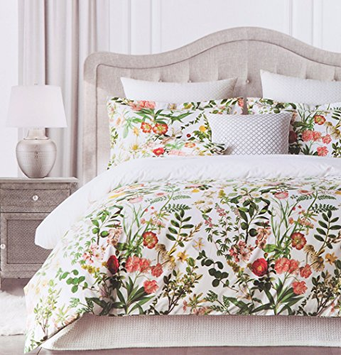 Red White Queen Bedding