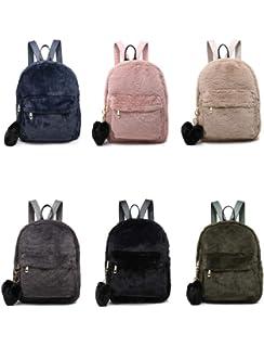 513a4577ab22 Craze London New Designer Women s Girls Small Backpack Designed Fashion  Rucksack Travel Bag