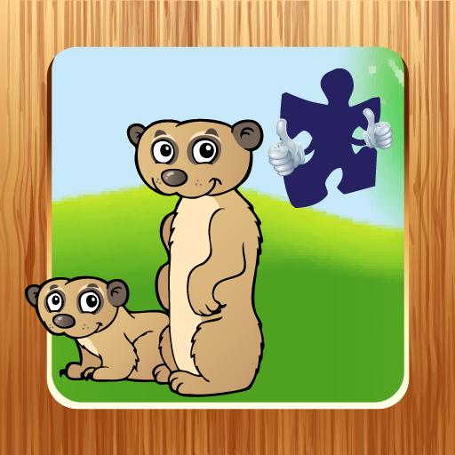 Juegos De Puzles Para Ninos Animales Educativos Juegos De Puzles