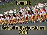 Round 1 - Kick-off in Oschersleben 2018