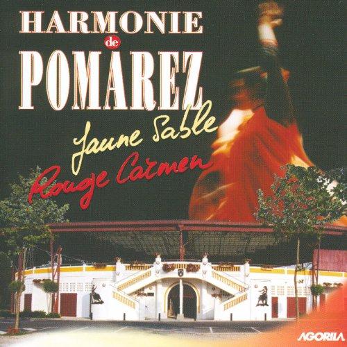 - Jaune Sable, Rouge Carmen