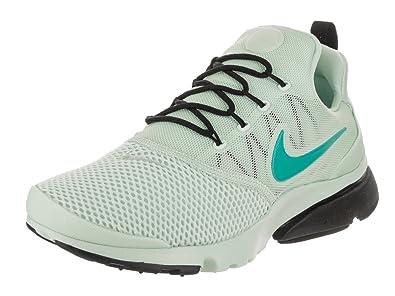 998d9e6bb24b Nike Women s Presto Fly Igloo Clear Jade Black Running Shoe 8.5 Women US   Amazon.in  Shoes   Handbags