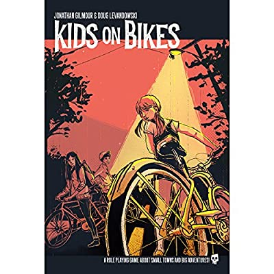 Kids on Bikes Roleplaying Game Core Rule Book: Renegade Game Studios: Toys & Games