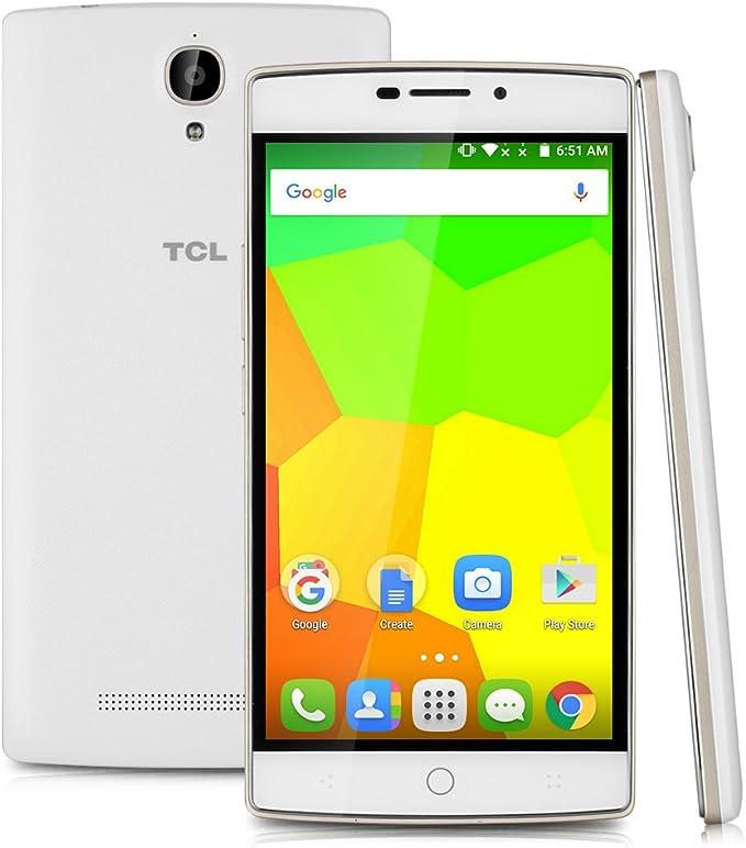 Tcl P561U - 4G Smartphone Móvil Libre Android (5.5\